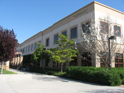 Multipurpose Science and Technology Building, where OEOD is located