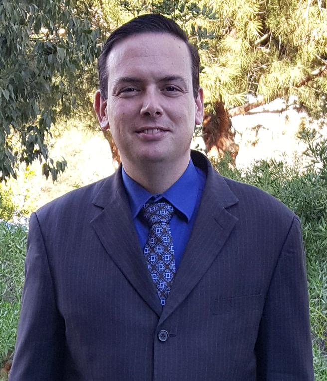 OEOD senior investigator, Erik Pelowitz